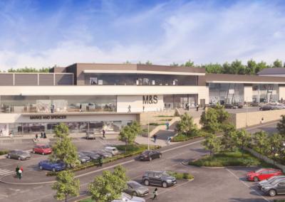 Kingsley Village Shopping Park, Penhale, Fraddon