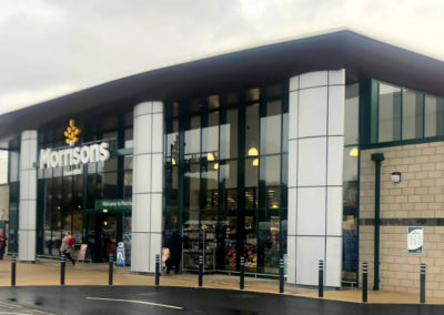 Morrisons Superstore, Plymstock, Plymouth