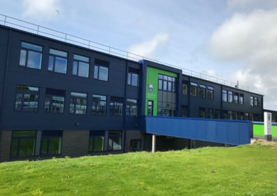 Helston Community College project completion